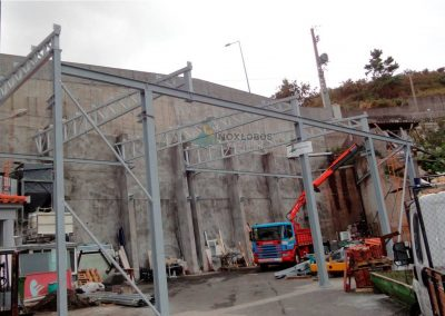 Trabalhos em Estruturas Metálicas
